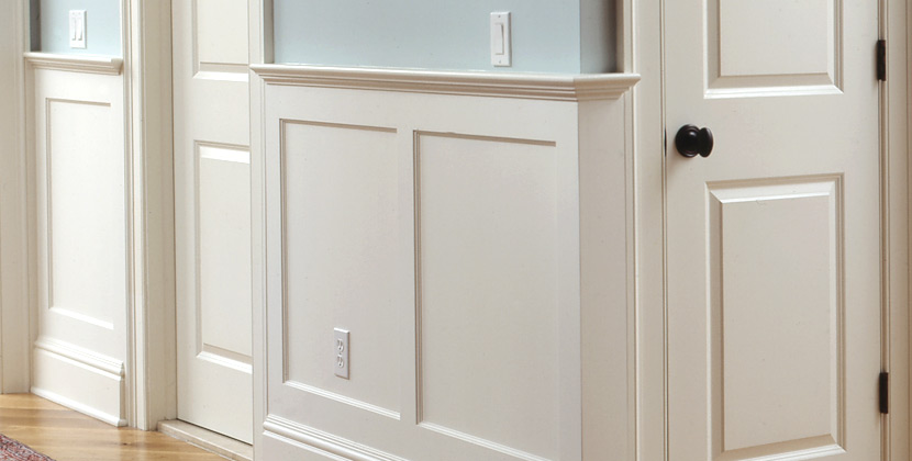 Wainscot Solutions Inc Custom Assembled Wainscoting
