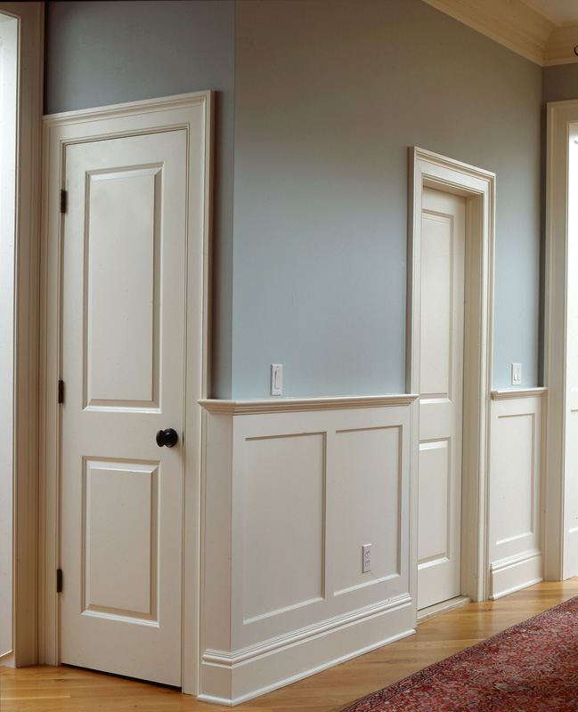 Recessed panel wainscoting wainscot solutions inc Images of wainscoting in bedrooms