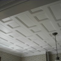 Wainscot Solutions Verdi Style Wainscoting Ceiling