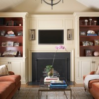 Built In Cabinets by Wainscot Solutions