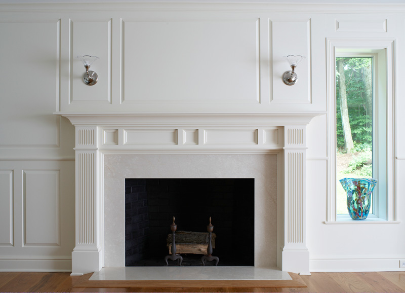 Image Result For How To Design A Fireplace Surround