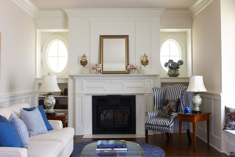 Mantels And Fireplace Surrounds