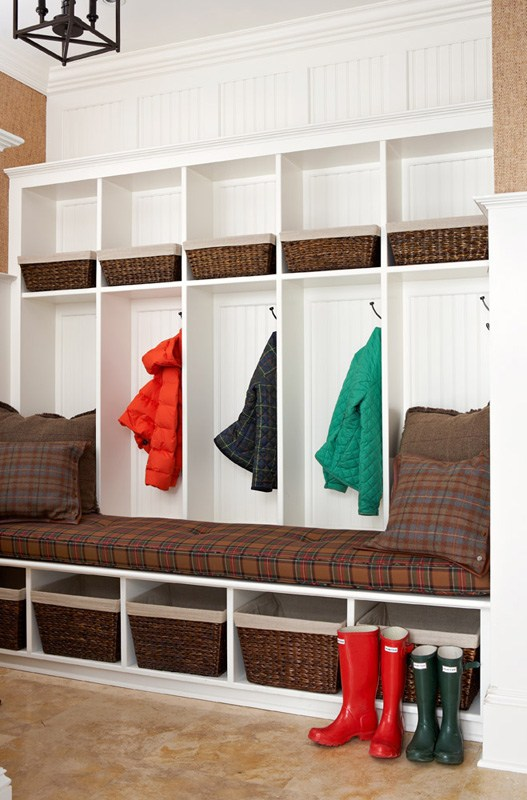 Mudroom Wainscot Solutions